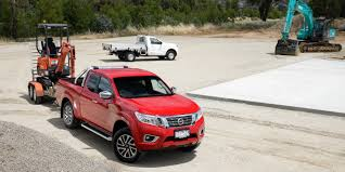 nissan navara sales booming number three ute in november