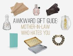 the awkward gift guide the in who hates you style