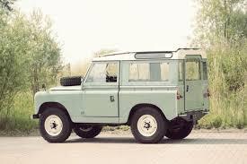 land rover series 3 custom 1968 land rover series iia
