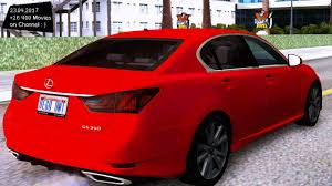 youtube lexus gs 350 f sport 2011 lexus gs 350 f sport series iv new enb top speed test gta mod