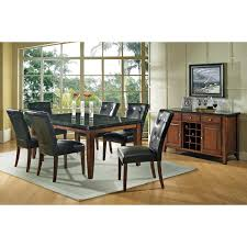 best 617319493860 white furniture company dining room set with