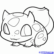 8 pics of chibi pokemon coloring pages pokemon chibi dragoart