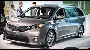 sienna toyota sienna 2016 car specifications and features tech specs
