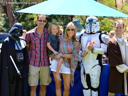 Party Venues Los Angeles Los Angeles Star Wars Birthday Party By Party Planners Laparty