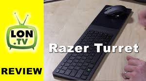Livingroom Pc by Razer Turret Review Living Room Pc Gaming Keyboard U0026 Mouse For