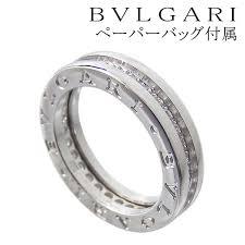bvlgari jewelry rings images Alevel rakuten global market white gold diamond ring k18 1 band jpg