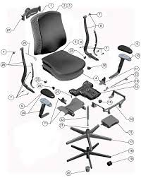 Ergonomic Chair And Desk Herman Miller Celle Chair Parts Authorized Retailer And Warranty