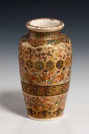 satsuma vase by meizan just japanese