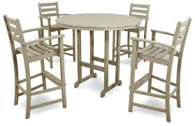 composite wood patio furniture plans deck tables and chairs bar