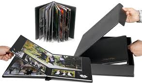 mount photo album advanced photo lab standard flush mount albums laminated photo