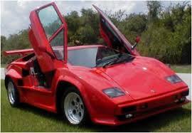 fiero kit car lamborghini fashion cars amazing cars