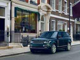land rover london holland u0026 holland range rover is most luxurious ever auto express