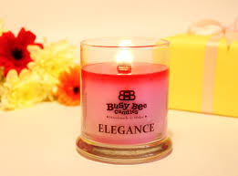 scented candles busy bee candles