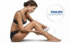 Philips Lumea Comfort Beauty Test фотоэпилятор Philips Lumea Comfort