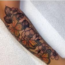monarch butterflies sleeve venice designs