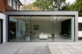 Triple Glazed Patio Doors Uk by Modern Patio Doors Bi Fold Doors Vs Sliding Doors
