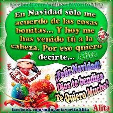 imagenes de navidad hermana alita moli feliz navidad dios te bendiga