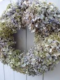hydrangea wreath hydrangea wreath dried hydrangea wreath wreath dried