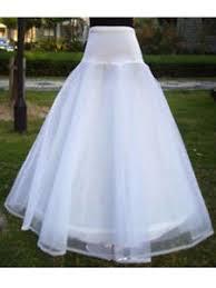 hoop wedding dress bridal wedding dress underskirt prom petticoat crinoline 1 hoop 2