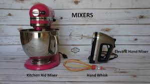 Used Kitchen Aid Mixer by Cake Baking 101 Part 2 Equipment U0026 Utensils U2026 Choose Wisely