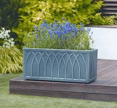 water trough planter decorative plastic pots u0026 planters garden tools gardening tools