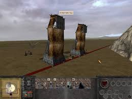 total siege siege engines image the lord of the rings total war mod