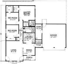 rectangular home plans 5 sq ft ranch house plans 2 bedroom best of 1blw 102 rectangular