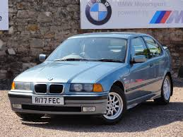 bmw e36 316i compact used 1997 bmw e36 3 series 91 99 316i compact for sale in