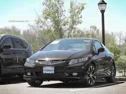 honda ricer wing test driven 2013 honda civic si coupe 7 10 mind over motor