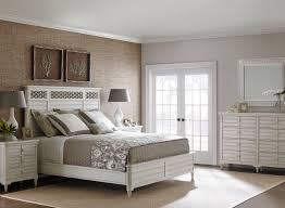 stanley bedroom furniture stanley furniture cypress grove queen bedroom group baer s