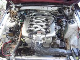 Dodge Challenger Engine Swap - engine swap sho dohc v 6 into u002793 mustang drivingenthusiast net