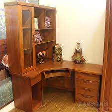 Corner Shelf Desk Bookcase Corner Shelf Cabinet Image Of Green Corner Bookcase
