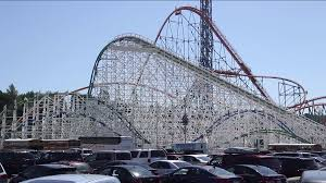 Six Flags Direction Twisted Colossus U0027 A New Fan Favorite At Six Flags Magic Mountain