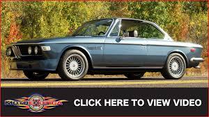 bmw e9 coupe for sale 1972 bmw 3 0 csi sold