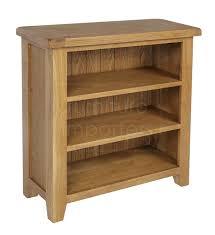 low narrow bookcase trewick oak small bookcase trewick range product ranges