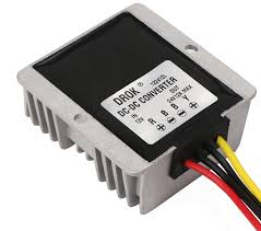 voltage converter negative earth radio in positive earth car