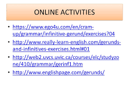 wish past simple gerund and infinitive ppt video online download