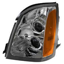 2004 cadillac srx headlight assembly cadillac srx 2004 2005 2006 driver side headlight