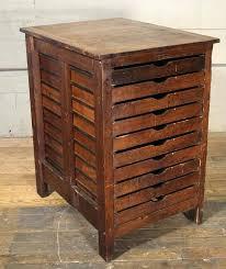 Orange Filing Cabinet Industrial File Cabinet Vintage Industrial Style Filing Cabinets