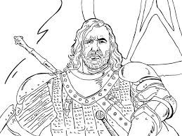 23 best coloring pages games of thrones images on pinterest