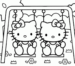 free printable kitty coloring pages 87 additional