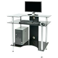 Narrow Computer Desk With Hutch 23 Diy Computer Desk Ideas That Make More Spirit Work Small Corner