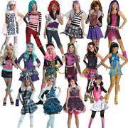 Kids Halloween Costumes Monster High Costumes Ebay