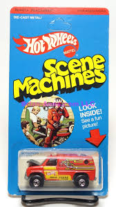 wheels scene machines motocross unpunched card