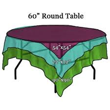 5ft round table in inches stylish what size tablecloth for a 5ft round table pertaining to the