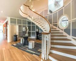 New Stairs Design Interior Stairs Design Exle Of A Coastal Wooden Curved Wood