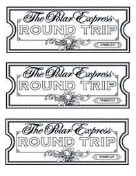 printable scale tickets all aboard the polar express free printable tickets to turn