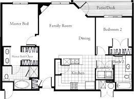 2 Bedroom Condo Floor Plans by Condos Floor Plans