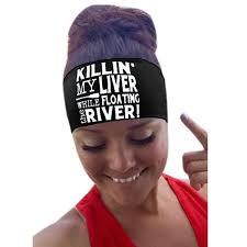 sport headband killin my liver sport headband 7 colors other cool stuff