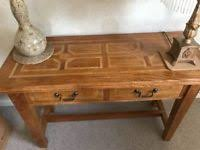 Z Oak Console Table Console Table In Ferndown Dorset Other Dining U0026 Living Room